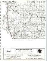 Map Image 001, Vernon County 1970